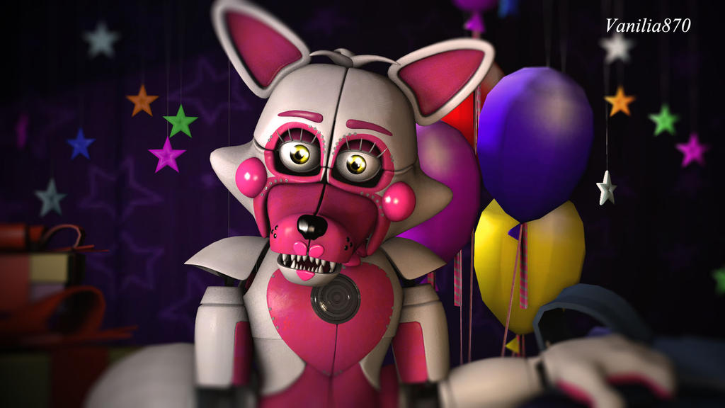 funtime foxy sfm by - photo #1