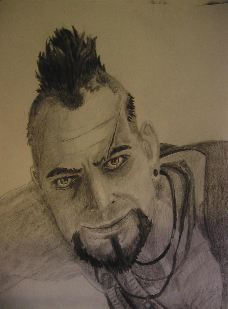 Vaas - Far Cry 3 by lifeaintfair-am on DeviantArt