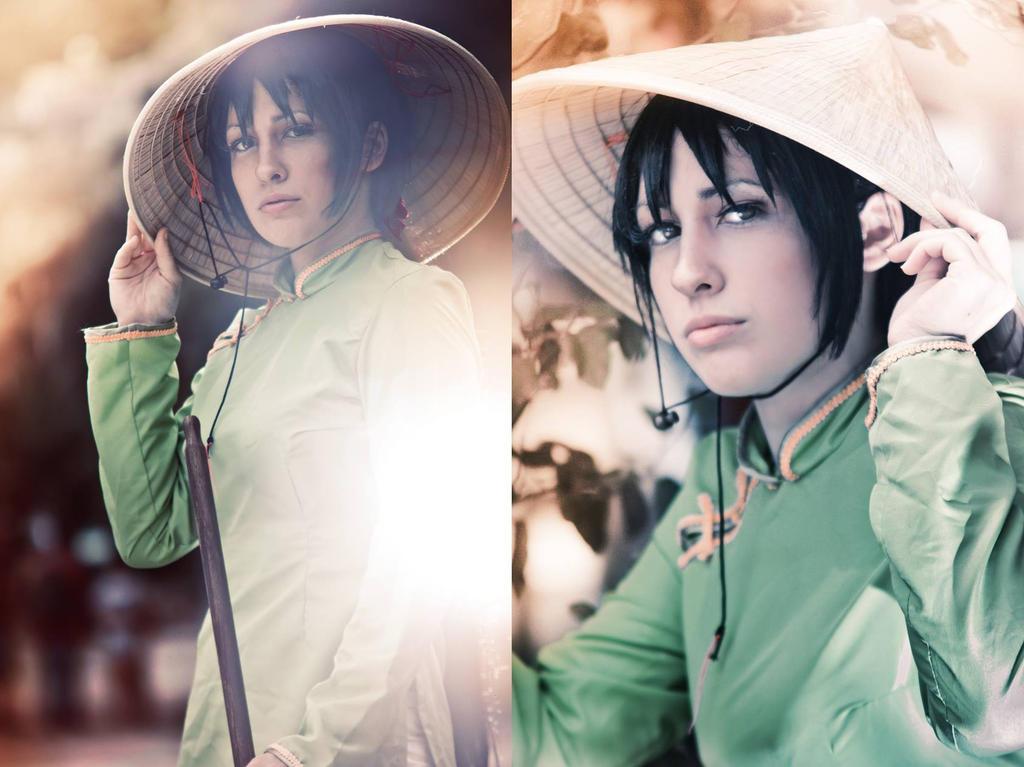 APH cosplay: Vietnam by AngelGabrielWolff