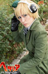 APH COSPLAY: GERMANY
