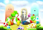 Yoshi Easter Egg