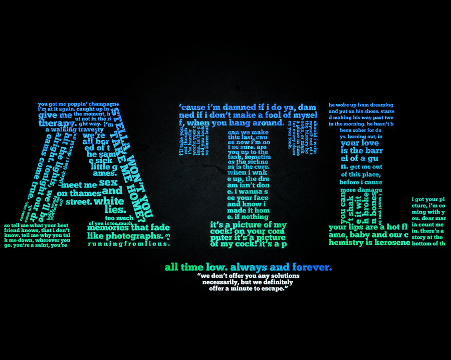 All Time Low Weightless