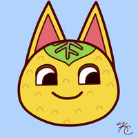 ACNL Tangy by Poefish