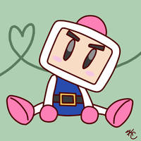 Bomberman by Poefish