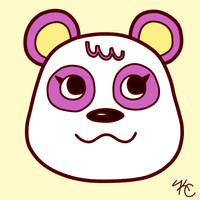 ACNL Pinky by Poefish