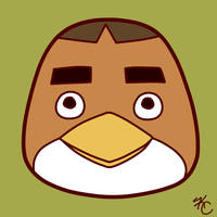 ACNL Anchovy by Poefish