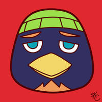 ACNL Jacques by Poefish