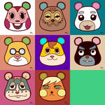 ACNL Hamsters
