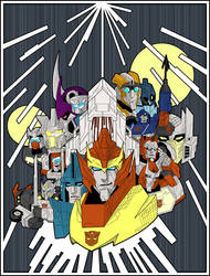 Join the Lost Light!