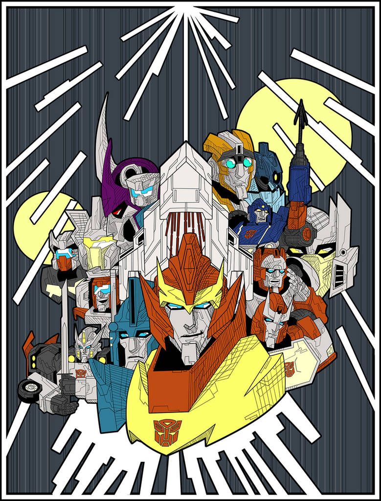 Join the Lost Light! by RadioJane