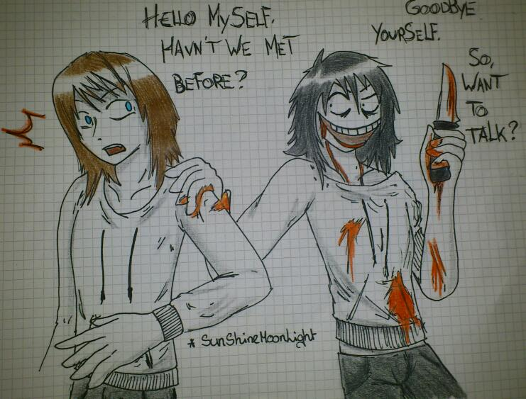 Jeff the Killer: iNSaNiTY by SunShineMoonLight