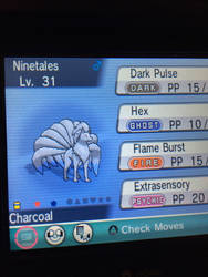 Shiny number two!