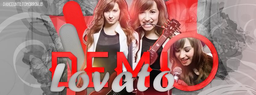 Lovato | Portada PSD | Demi Lovato by DanceUntilTomorrowJB