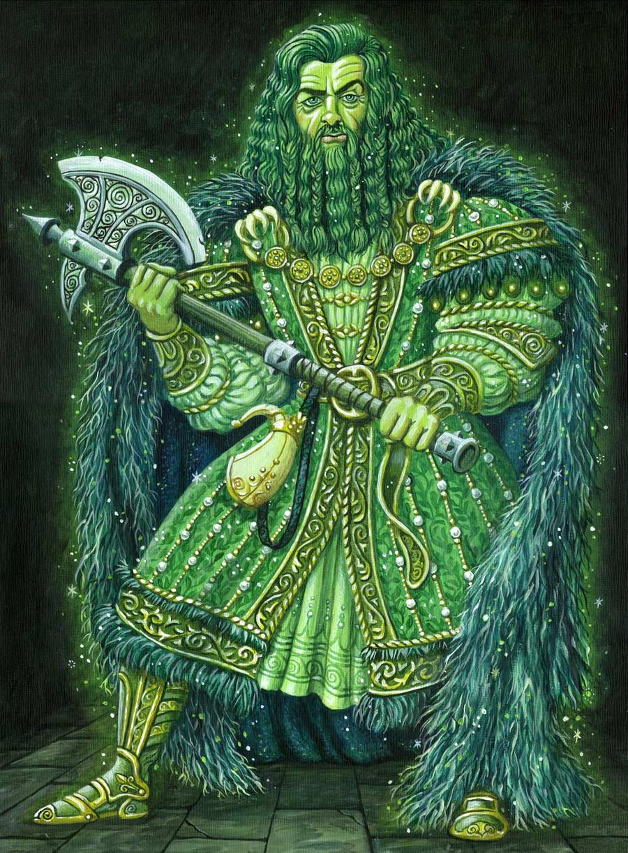 the green knight - photo #3