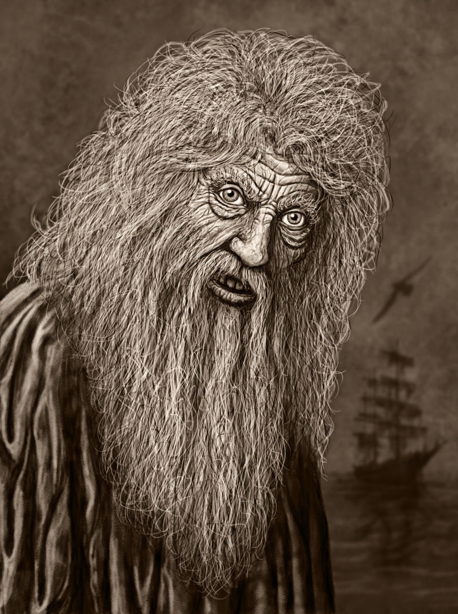 Ancient Mariner by ravenscar45