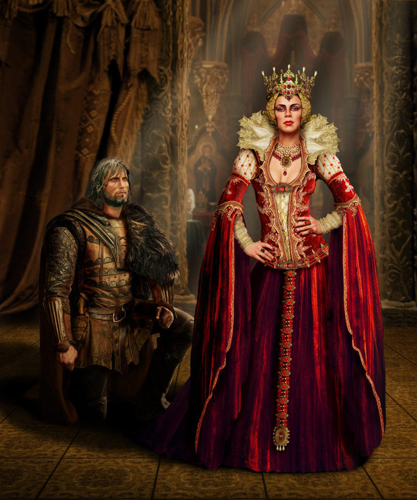Wicked Queen by ravenscar45 on deviantART
