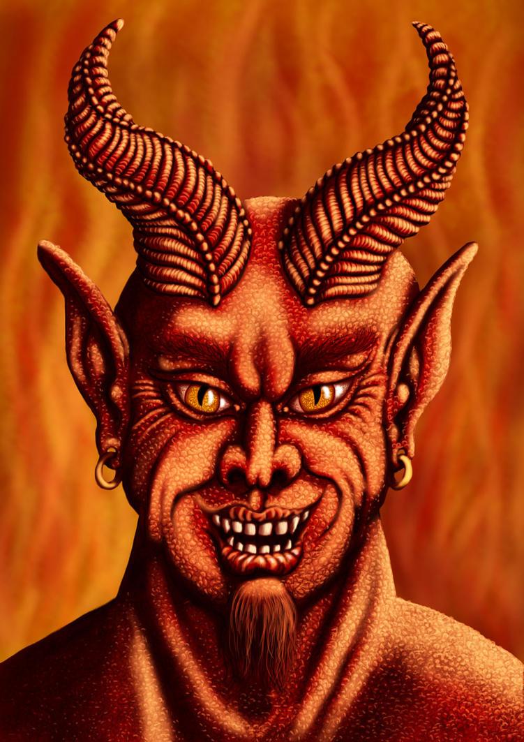 Demon by ravenscar45