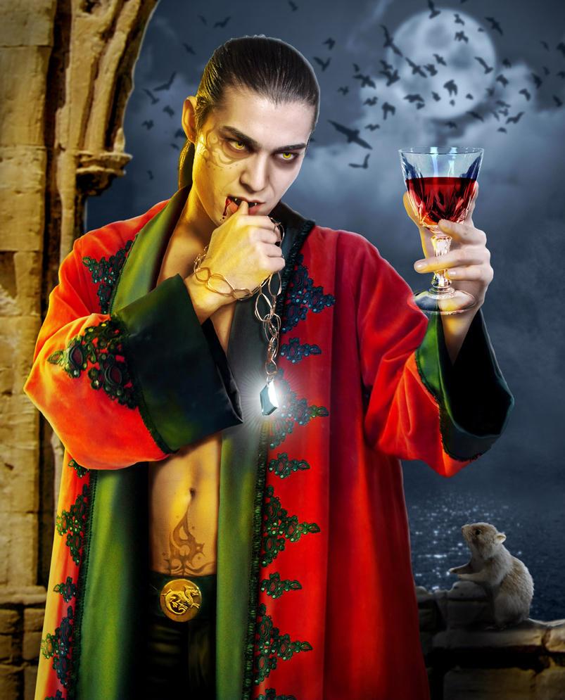 Vampire by ravenscar45