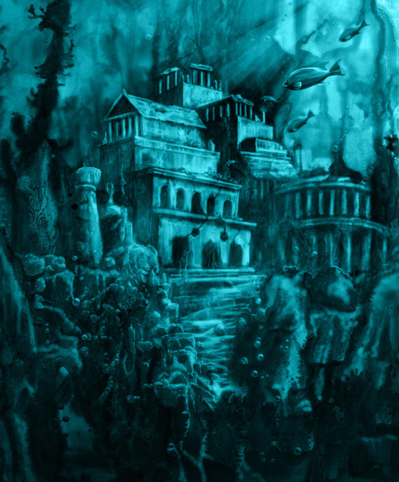 Atlantis by ravenscar45