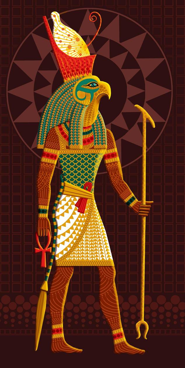Horus by ravenscar45