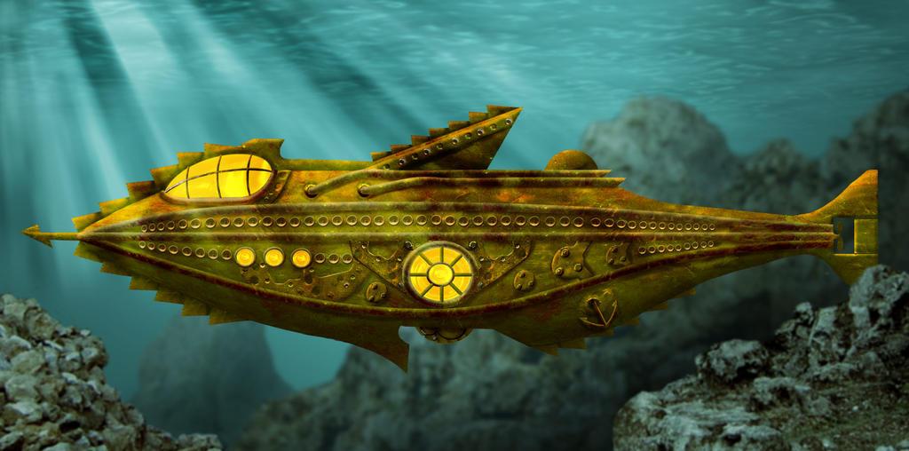 Nautilus by ravenscar45