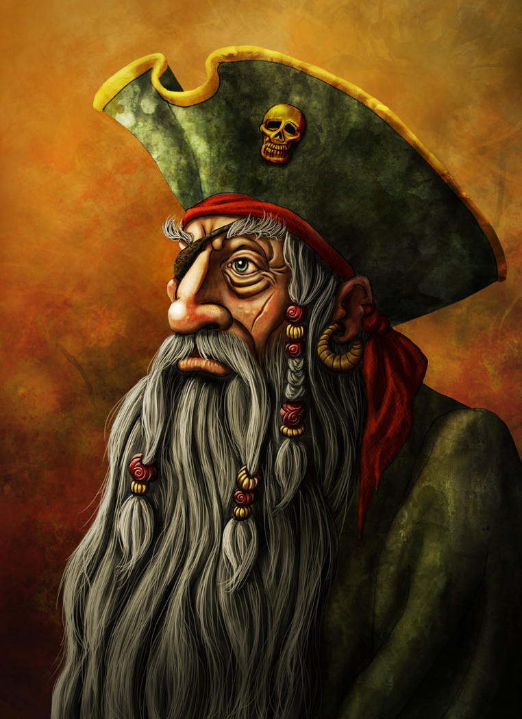 Greybeard by ravenscar45