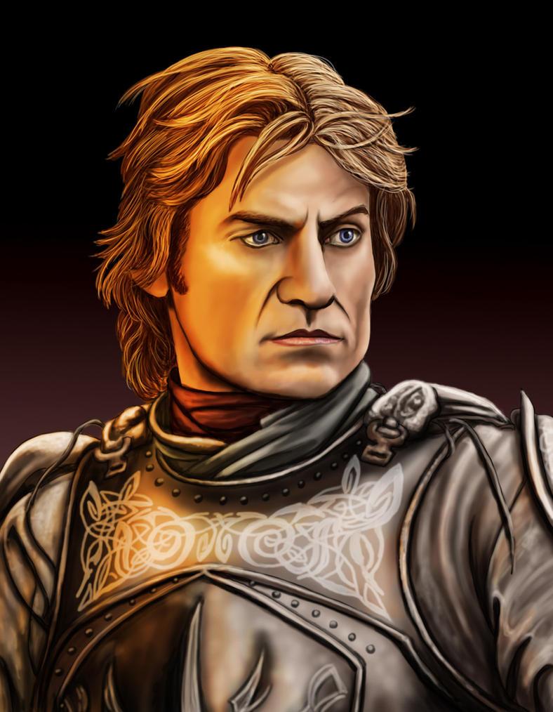 Jaime Lannister by ravenscar45