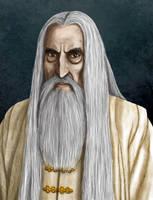 Saruman by ravenscar45