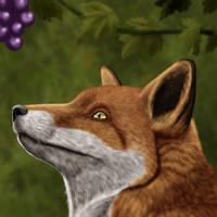 Sour Grapes by ravenscar45