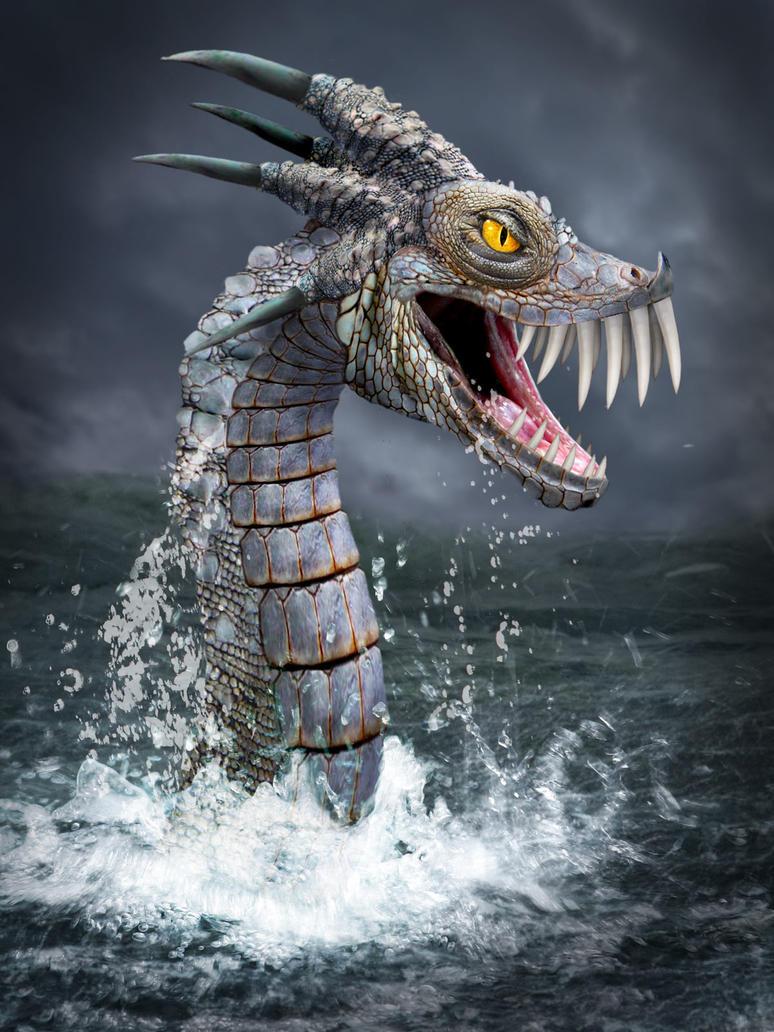 Leviathan by ravenscar45