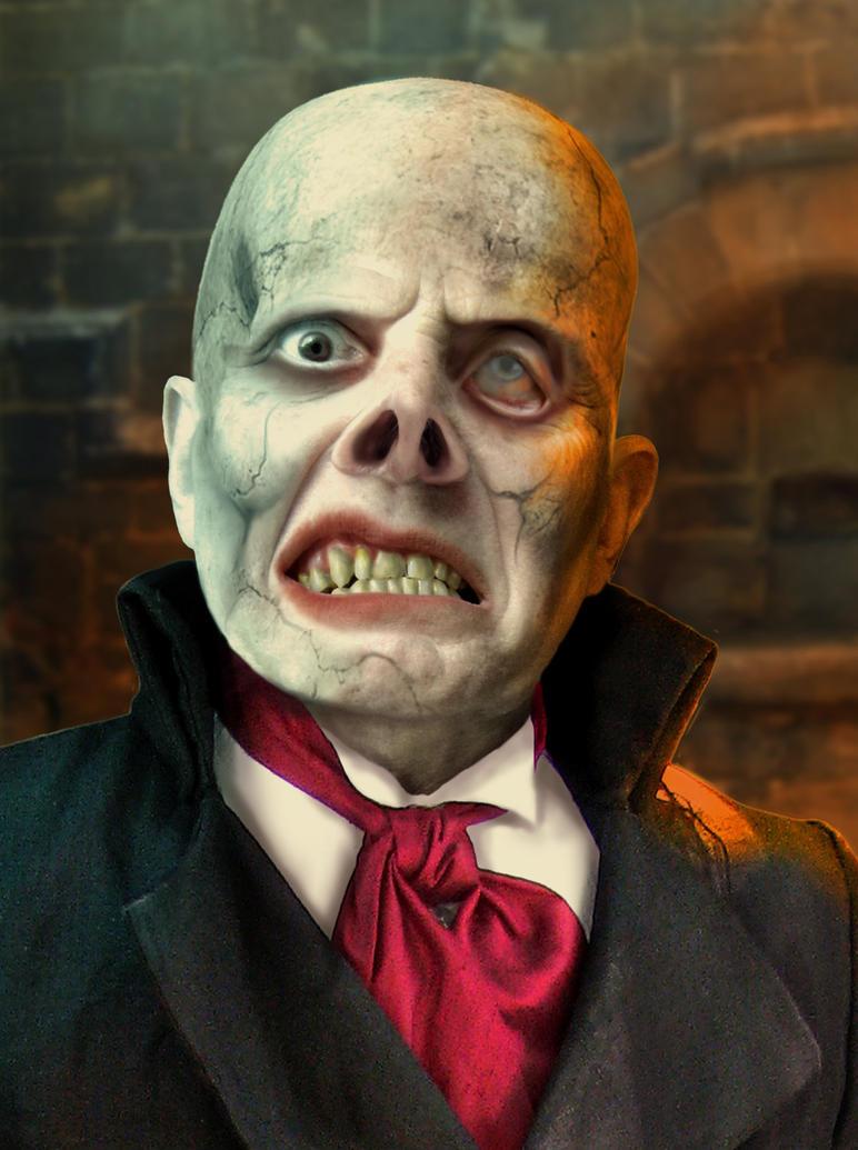 The Phantom of the Opera by ravenscar45