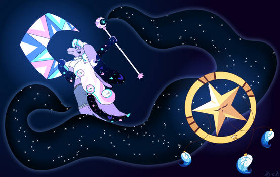 Painting with Starlight