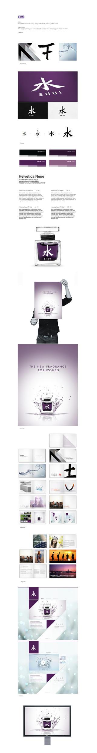 Shui perfume by yagosanz