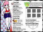 Monster High- Ever Puft