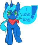 .:I Love Toys!:.