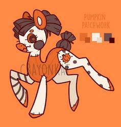 Pumpkin Patchwork by CrayonKat