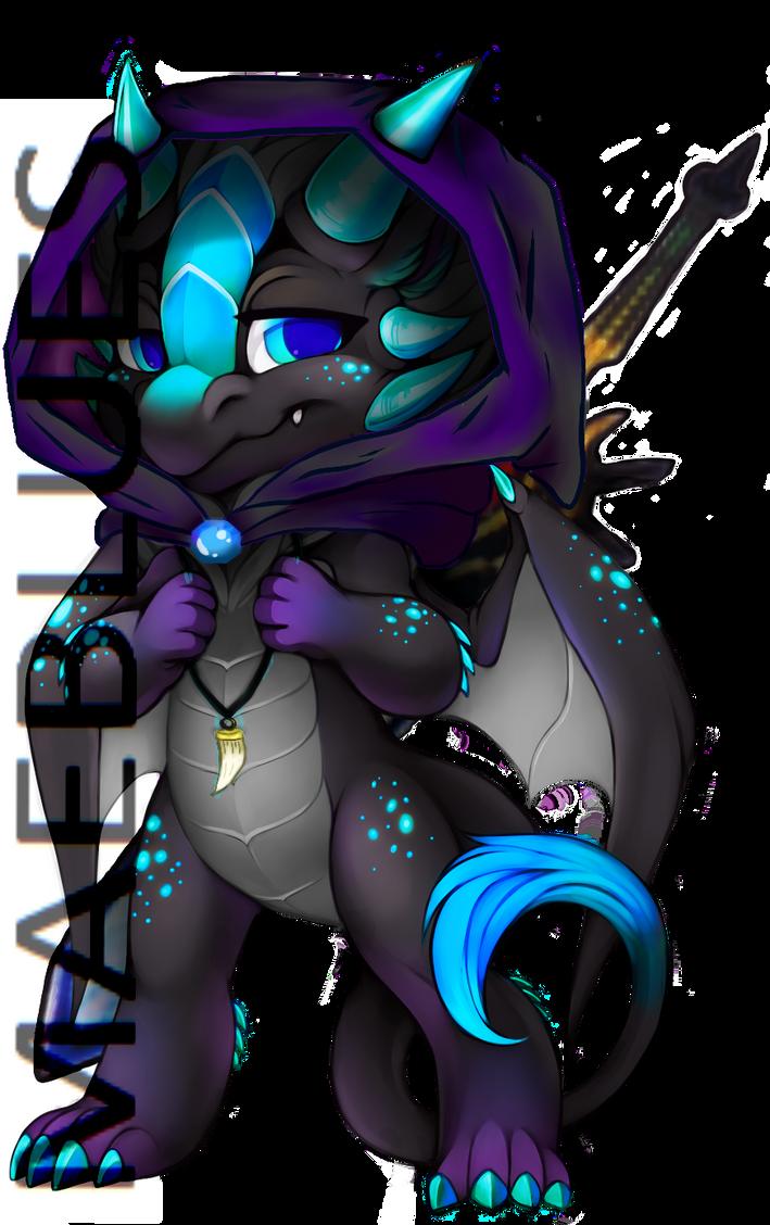 Elemental Dragon Custom by MaeBlues