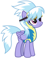 CloudChaser Wonderbolt by FlutterRainbow