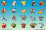 NeverSky Icons