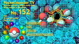 Pocket Monster TV featuring Chikorita in EP199. by PokemonOnlineGames