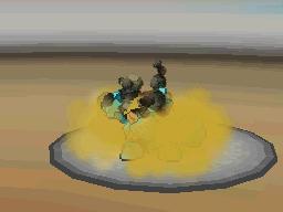 Black, Dragon White and using Black Rush Gabite by PokemonOnlineGames