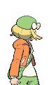 and from Trainer Bianca Black sprite Pokemon back by PokemonOnlineGames