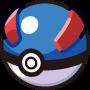 artwork Pokemon Great Global Pokemon released by PokemonOnlineGames