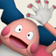 Mr. Mime Pikachu's from Adventure. Wii: icon by PokemonOnlineGames
