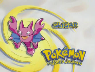 Who's That Pokemon? featuring Gligar in EP137.