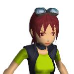 Headshot of Reath from Pokemon Colosseum by PokemonOnlineGames
