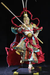monkey king fight ver DIY (inflames toys) by ThetisL