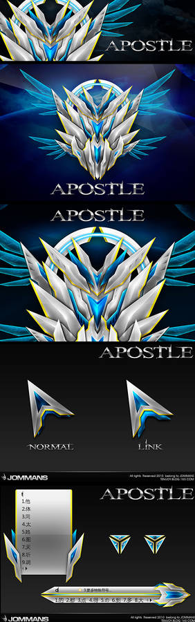 Apostle JOMMANS