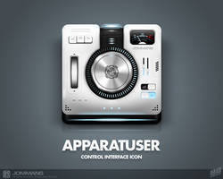 Apparatuser icon by JOMMANS