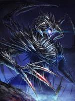 Dark Dragon by Ze-l